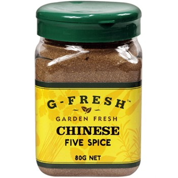 GFRESH CHINESE FIVE SPICE 80g